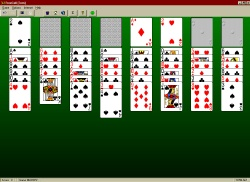 Freecell and other solitaire games